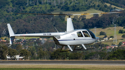 A picture of VHYVM - Robinson R44 - [2086] - © Jayden Laing