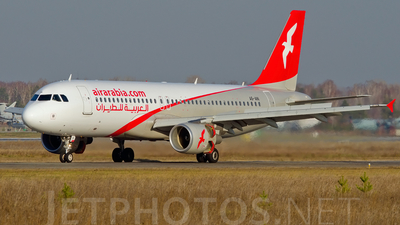 A6-ANI - Airbus A320-214 - Air Arabia