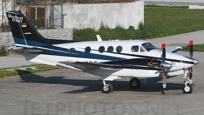 D-ISBC - Beechcraft C90GTi King Air - Private
