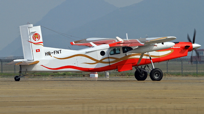 HB-FNT - Pilatus PC-6/B2-H4 Turbo Porter - Private