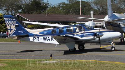 PR-WAK - Beechcraft G58 Baron - Private
