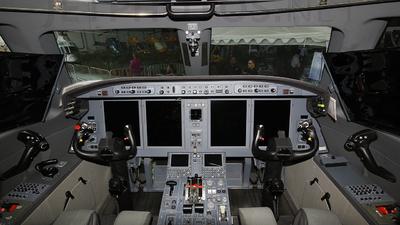 N150GA - Gulfstream G150 - Gulfstream Aerospace