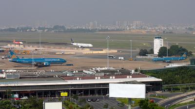 VVTS - Airport - Ramp