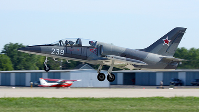 N239PW - Aero L-39 Albatros - Private
