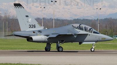 CSX55160 - Alenia Aermacchi M-346 Master - Singapore - Air Force
