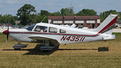 N43511 - Piper PA-28-180 Cherokee Archer - Private