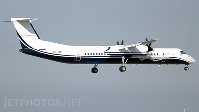 SU-SMH - Bombardier Dash 8-Q402 - Smart Aviation
