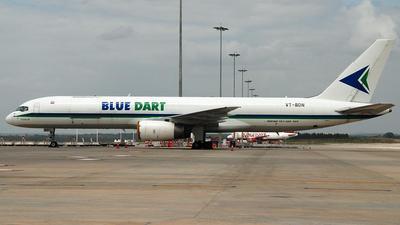VT-BDN - Boeing 757-25C(PCF) - Blue Dart Aviation