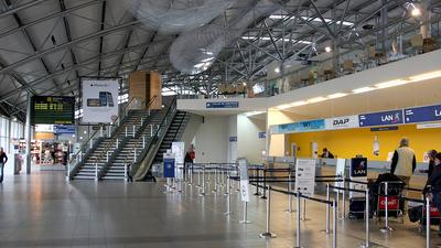 SCCI - Airport - Terminal