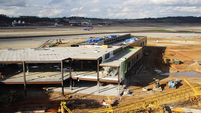 KBHM - Airport - Terminal