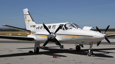 VH-OBE - Cessna 441 Conquest - Private