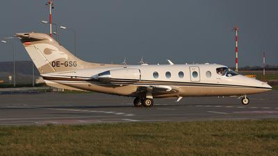 OE-GSG - Raytheon Hawker 400XP - Amira Air