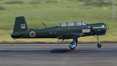 6102 - Nanchang PT-6A - Bangladesh - Air Force