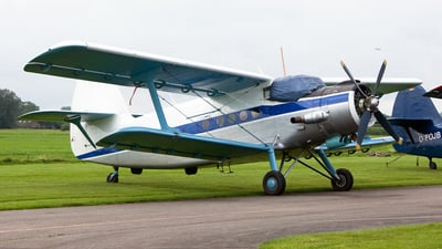 D-FWJK - Antonov An-2 - Private