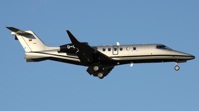 D-CPDR - Bombardier Learjet 40 - Silver Bird Business Charter