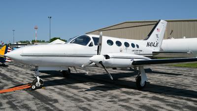 N414JK - Cessna 414A Chancellor - Private