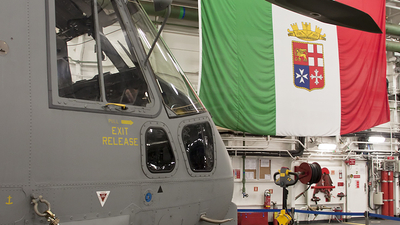 MM81719 - Agusta-Westland EH-101-112ASuW/E Merlin - Italy - Navy