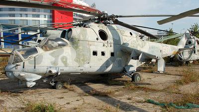 60 - Mil Mi-24V Hind E - Russia - Air Force