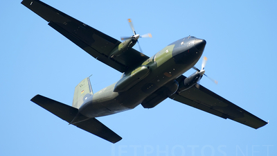 50-98 - Transall C-160D - Germany - Air Force