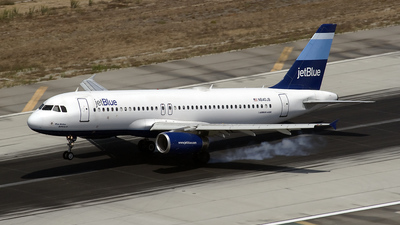 N640JB - Airbus A320-232 - jetBlue Airways