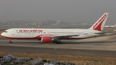 G-CDPT - Boeing 767-319(ER) - Air India (Flyglobespan)