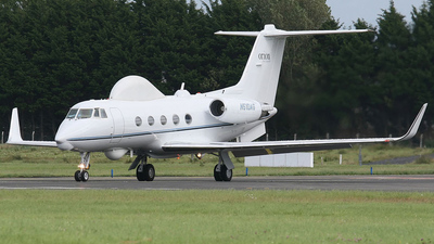 N510AG - Gulfstream G-II(SP) - Private