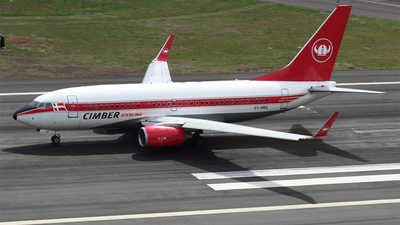 OY-MRG - Boeing 737-7L9 - Cimber Sterling Airlines