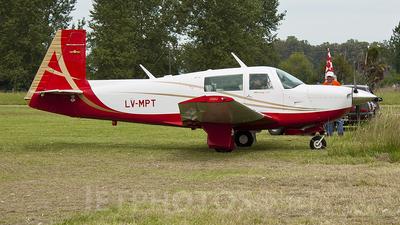 LV-MPT - Mooney M20J - Private