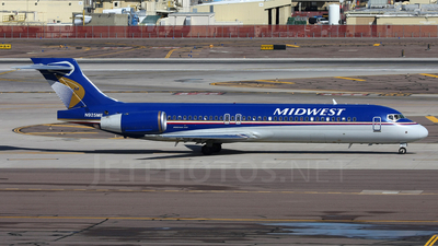 N925ME - Boeing 717-2BL - Midwest Airlines