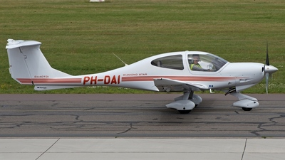PH-DAI - Diamond DA-40D Diamond Star TDI - Stichting DA40 Flyers
