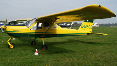 D-MSCB - Tecnam P92 Echo - Private