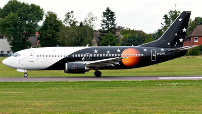 G-ZAPZ - Boeing 737-33A(QC) - Titan Airways