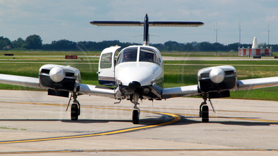 A picture of N583ND - Piper PA44180 Seminole - [4496253] - © RyRob