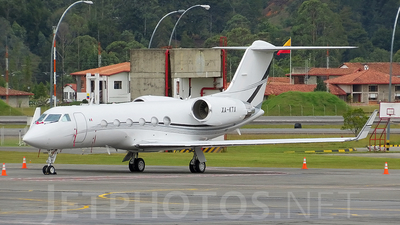 XA-KTX - Gulfstream G-IV(SP) - Private