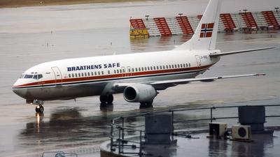 LN-BRQ - Boeing 737-405 - Braathens SAFE