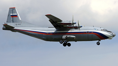 RA-12137 - Antonov An-12 - Russia - 223rd Flight Unit State Airline