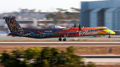 A picture of N425QX - De Havilland Canada Dash 8400 - [4039] - © Nicholas Young