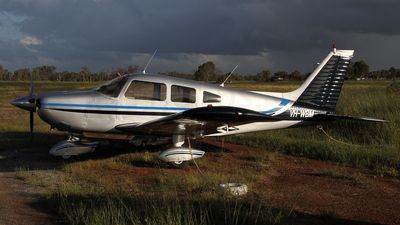VH-WBM - Piper PA-28-235 Cherokee Pathfinder - Private