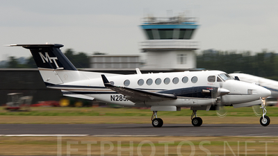 N285AS - Beechcraft B300 King Air 350 - Private