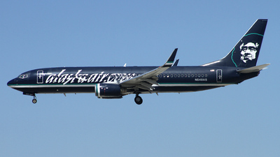 N548AS - Boeing 737-890 - Alaska Airlines