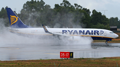 EI-DPI - Boeing 737-8AS - Ryanair