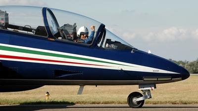 MM54478 - Aermacchi MB-339PAN - Italy - Air Force
