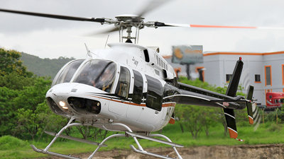 HR-AXV - Bell 407 - Private