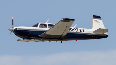 A picture of N91727 - Mooney M20M - [270267] - © Steffen Conzelmann