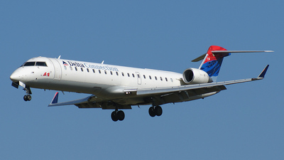 N713EV - Bombardier CRJ-701ER - Delta Connection (Atlantic Southeast Airlines)