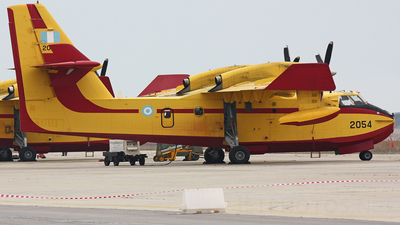 2054 - Canadair CL-415 - Greece - Air Force