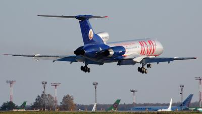 RA-85627 - Tupolev Tu-154M - KMV - Kavminvodyavia