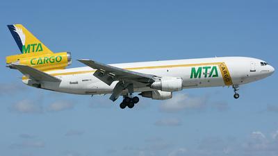 N609GC - McDonnell Douglas DC-10-30(F) - MTA Cargo (Cielos Airlines)