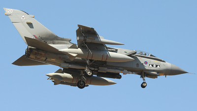 ZG709 - Panavia Tornado GR.4A - United Kingdom - Royal Air Force (RAF)