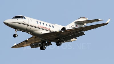 TC-ASH - Raytheon Hawker 900XP - Turkey - Ministry of Health